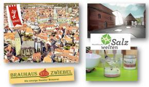 """Tischausflug """"Soest & Salz im Doppelpack"""""""
